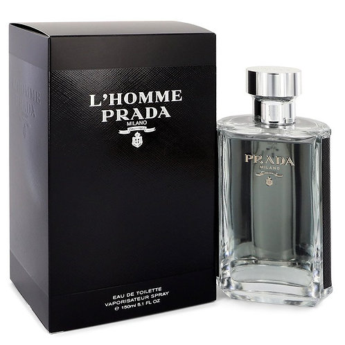 L'homme Prada by Prada 5.1 oz Eau De Toilette Spray