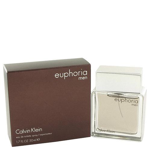 Euphoria by Calvin Klein 1.7 oz Eau De Toilette Spray