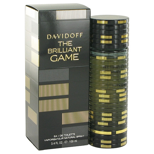 The Brilliant Game by Davidoff 3.4 oz Eau De Toilette Spray