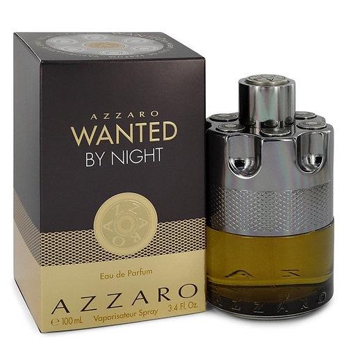 Azzaro Wanted By Night by Azzaro 3.4 oz Eau De Parfum Spray