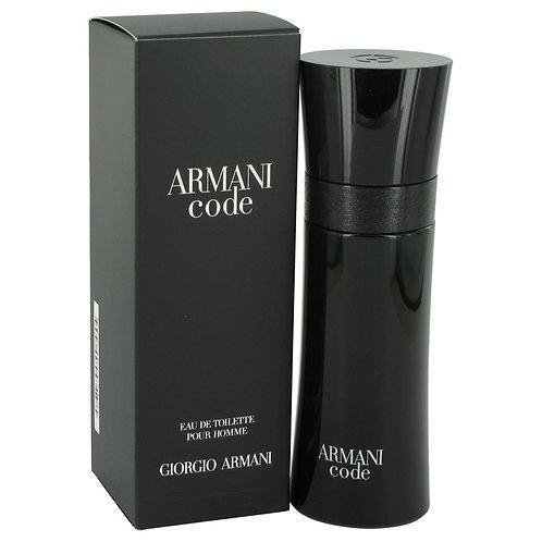 Armani Code by Giorgio Armani 2.5 oz Eau De Toilette Spray