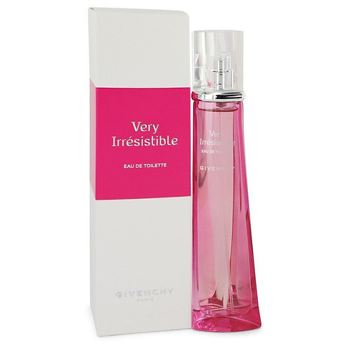 Very Irresistible by Givenchy 2.5 oz Eau De Toilette Spray