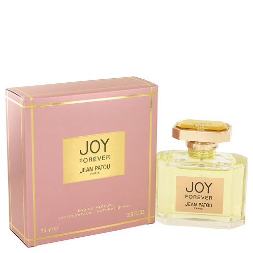 Joy Forever by Jean Patou 2.5 oz Eau De Parfum Spray