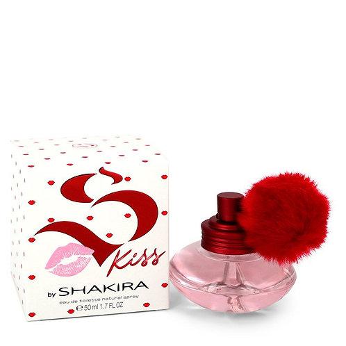 Shakira S Kiss by Shakira 1.7 oz Eau De Toilette Spray