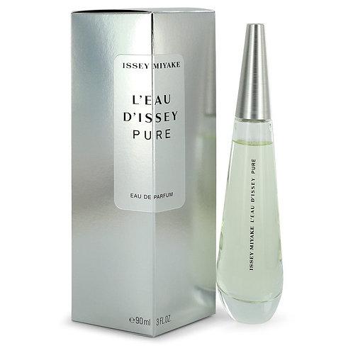 L'eau D'issey Pure by Issey Miyake 3 oz Eau De Parfum Spray