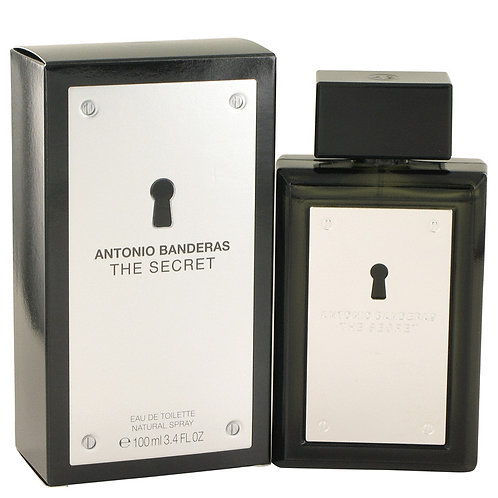 The Secret by Antonio Banderas 3.4 oz Eau De Toilette Spray