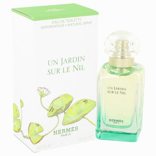Un Jardin Sur Le Nil by Hermes 1.7 oz Eau De Toilette Spray