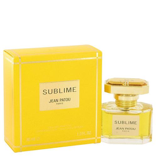 Sublime by Jean Patou 1 oz Eau De Parfum Spray