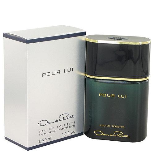 Oscar Pour Lui by Oscar De La Renta 3 oz Eau De Toilette Spray