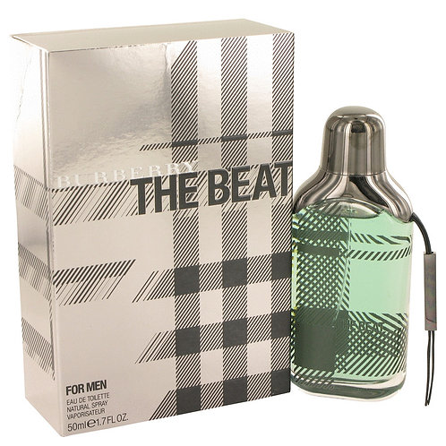 The Beat by Burberry 1.7 oz Eau De Toilette Spray