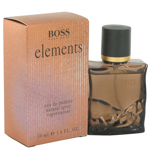 Elements by Hugo Boss 1.6 oz Eau De Toilette Spray