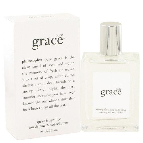 Pure Grace by Philosophy 2 oz Eau De Toilette Spray