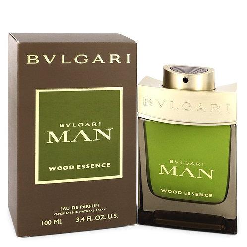 Bvlgari Man Wood Essence by Bvlgari 3.4 oz Eau De Parfum Spray