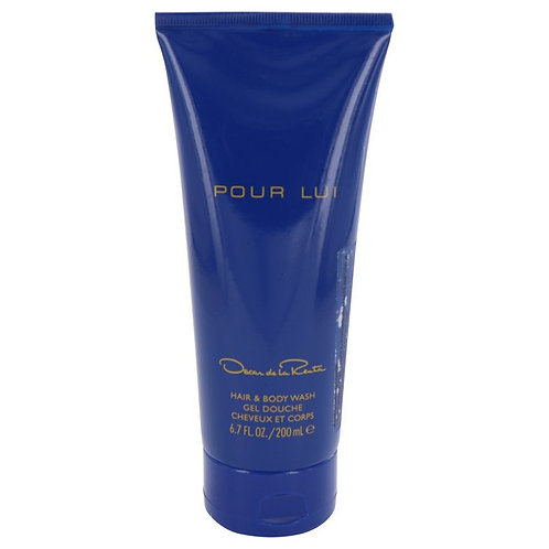 Oscar Pour Lui by Oscar De La Renta 6.7 oz Shower Gel