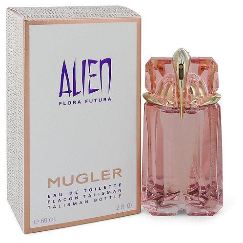 Alien Flora Futura by Thierry Mugler 2 oz Eau De Toilette Spray