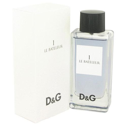 Le Bateleur 1 by Dolce & Gabbana 3.3 oz Eau De Toilette Spray