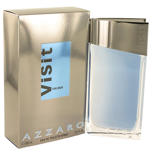 Visit by Azzaro 3.4 oz Eau De Toilette Spray