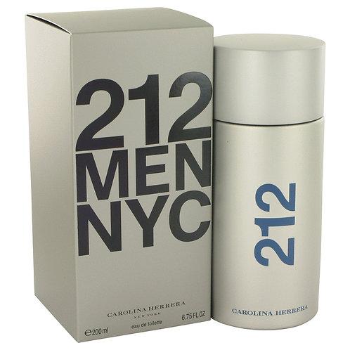 212 by Carolina Herrera 6.8 oz Eau De Toilette Spray