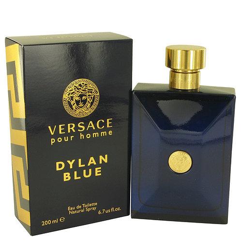 Versace Pour Homme Dylan Blue by Versace 6.7 oz Eau De Toilette Spray