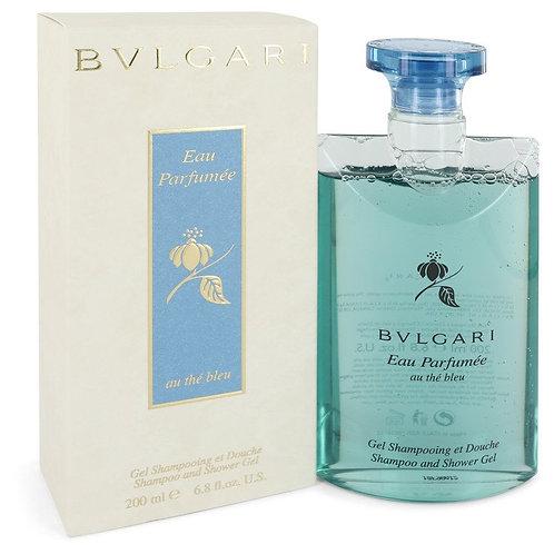 Eau Parfumee Au The Bleu by Bvlgari 6.8 oz Shower Gel