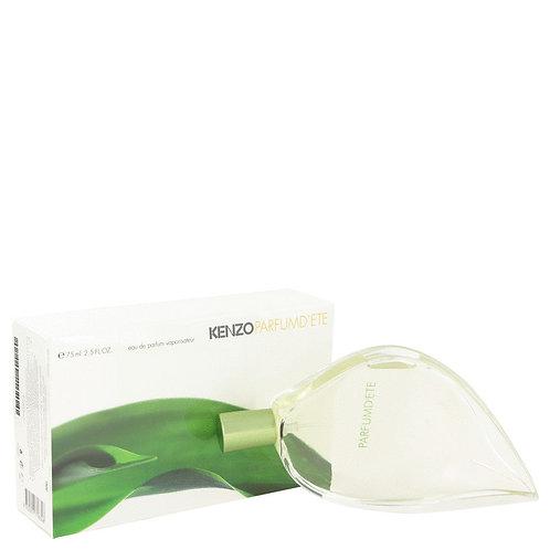 Parfum D'ete by Kenzo 2.5 oz Eau De Parfum Spray for women