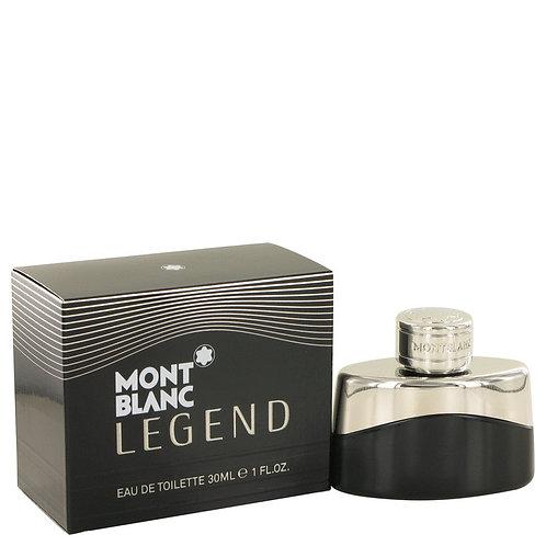 Montblanc Legend by Mont Blanc 1 oz Eau De Toilette Spray