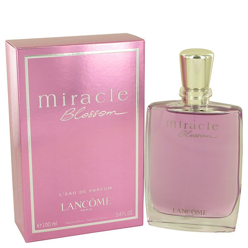 Miracle Blossom by Lancome 3.4 oz Eau De Parfum Spray