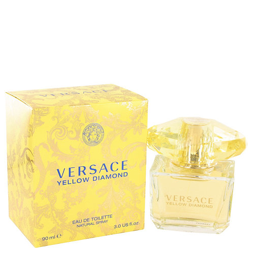 Versace Yellow Diamond by Versace 3 oz Eau De Toilette Spray for women