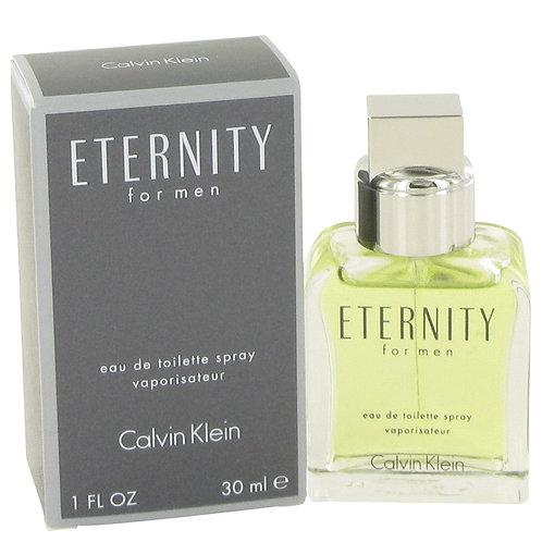 Eternity by Calvin Klein 1 oz Eau De Toilette Spray