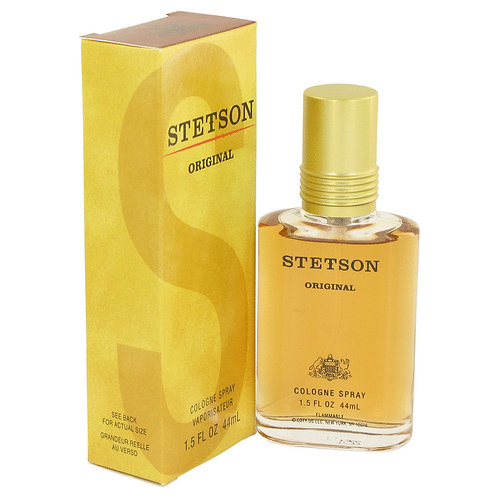 Stetson by Coty 1.5 oz Cologne Spray