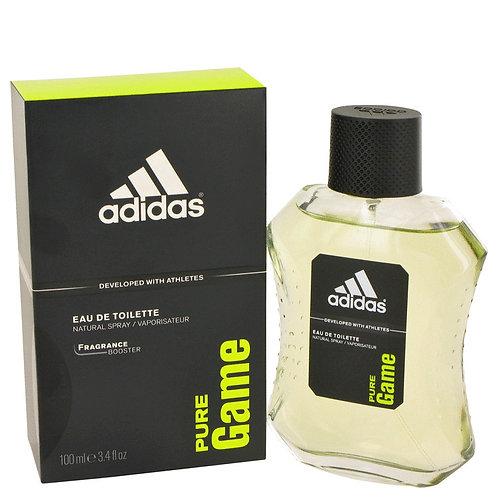 Adidas Pure Game by Adidas 3.4 oz Eau De Toilette Spray