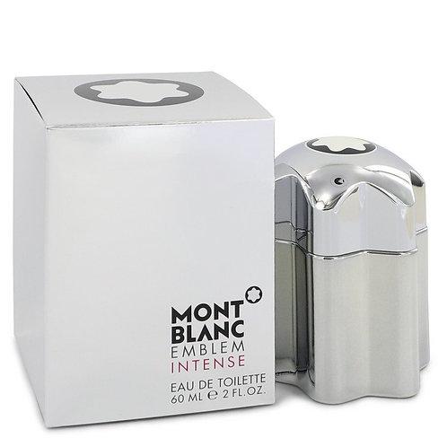 Emblem Intense by Mont Blanc 2 oz Eau De Toilette Spray