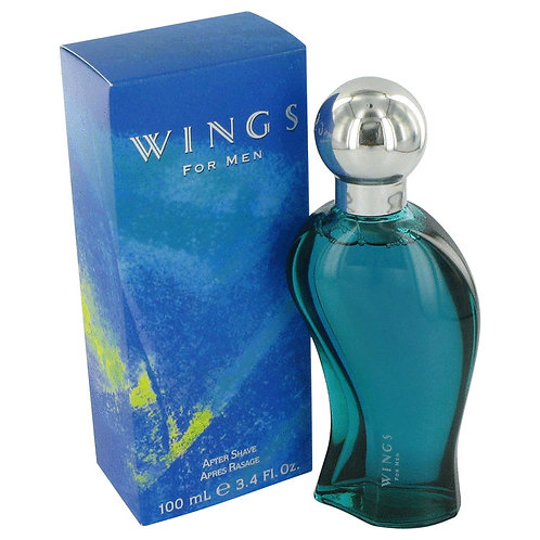 Wings by Giorgio Beverly Hills 3.4 oz After Shave