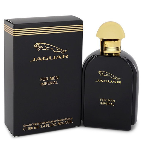 Jaguar Imperial by Jaguar 3.4 oz Eau De Toilette Spray