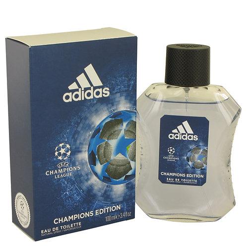 Adidas Uefa Champion League by Adidas 3.4 oz Eau DE Toilette Spray