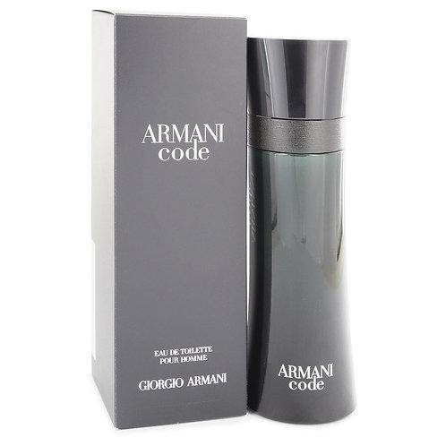Armani Code by Giorgio Armani 4.2 oz Eau De Toilette Spray