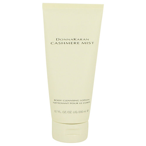 Cashmere Mist by Donna Karan 6 oz Cashmere Cleansing Lotion