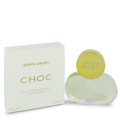 Choc De Cardin by Pierre Cardin 1.7 oz Eau De Parfum Spray