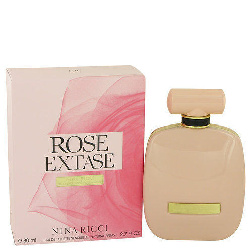 Rose Extase by Nina Ricci 2.7 oz Eau De Toilette Sensuelle Spray