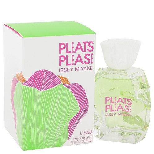 Pleats Please L'eau by Issey Miyake 3.3 oz Eau De Toilette Spray