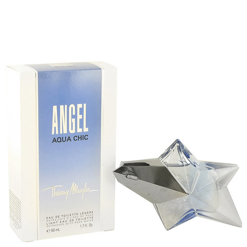 Angel Aqua Chic by Thierry Mugler 1.7 oz Light Eau De Toilette Spray