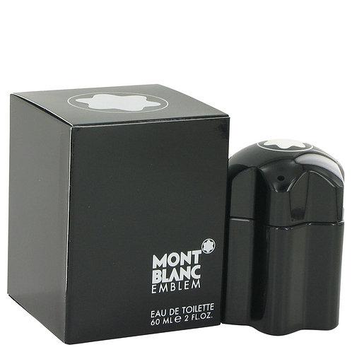 Montblanc Emblem by Mont Blanc 2 oz Eau De Toilette Spray