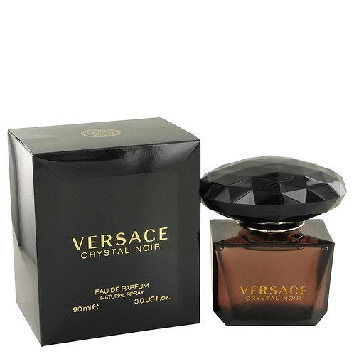 Crystal Noir by Versace 3 oz Eau De Parfum Spray