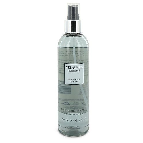 Embrace Periwinkle And Iris by Vera Wang 8 oz Fragrance Mist
