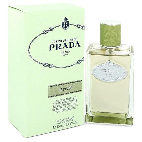 Infusion De Vetiver by Prada 3.4 oz Eau De Parfum Spray
