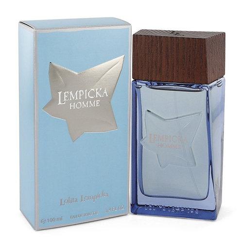 Lolita Lempicka Homme by Lolita Lempicka 3.4 oz Eau De Toilette Spray