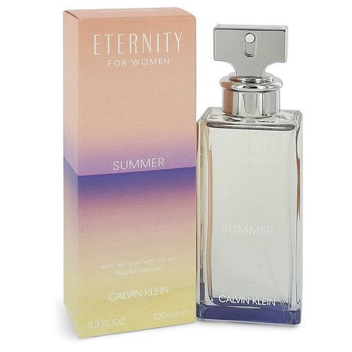 Eternity Summer by Calvin Klein 3.3 oz Eau De Parfum Spray