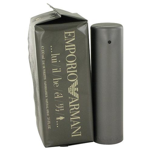 Emporio Armani by Giorgio Armani 3.4 oz Eau De Toilette Spray