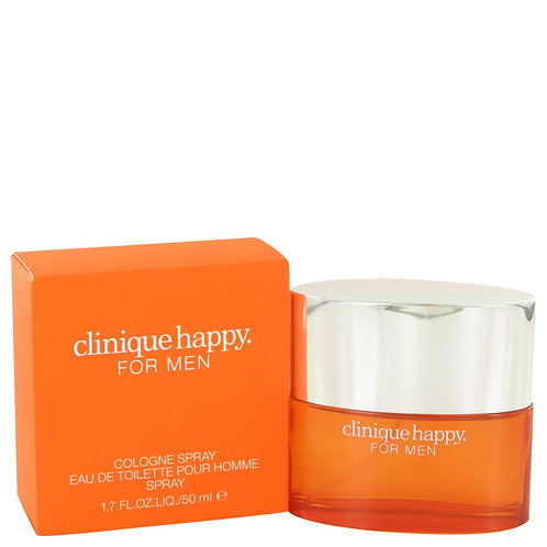 Happy by Clinique 1.7 oz Cologne Spray