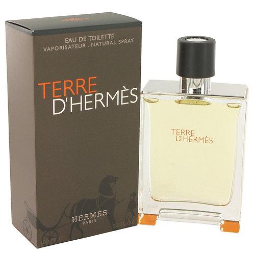 Terre D'hermes by Hermes 3.4 oz Eau De Toilette Spray